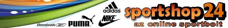Sport webáruház, sportfelszerelések, sporttáskák: Sportshop24.hu